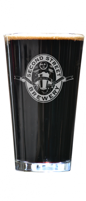 Cereza Negra by Second Street Brewery in New Mexico, United States