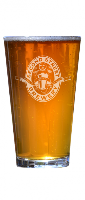 Chinook Pale Ale by Second Street Brewery in New Mexico, United States