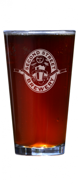 Southern Hemisphere Red by Second Street Brewery in New Mexico, United States