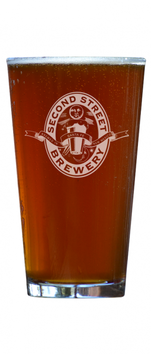 St. George India Pale Ale by Second Street Brewery in New Mexico, United States