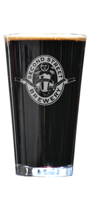 U2 Irish Stout by Second Street Brewery in New Mexico, United States
