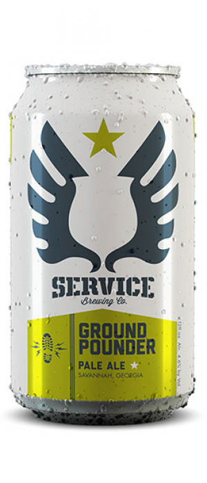 Ground Pounder by Service Brewing Co. in Georgia, United States