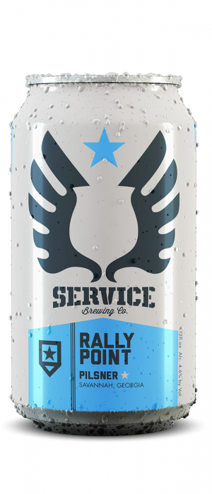Rally Point by Service Brewing Co. in Georgia, United States