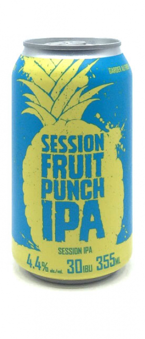 Session Fruit Punch IPA by Microbrasserie Vox Populi in Québec, Canada