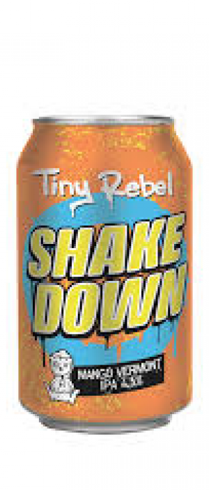 Shake Down Mango Vermont IPA by Tiny Rebel in Gwent - Wales, United Kingdom
