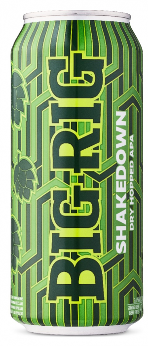 Shakedown by Big Rig Brewery in Ontario, Canada
