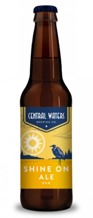 Shine On Ale by Central Waters Brewing Company in Wisconsin, United States