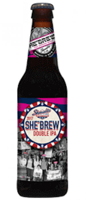 She'Brew Double IPA