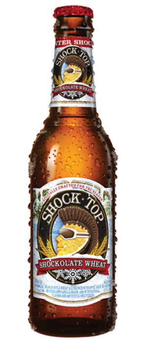 Shockolate Wheat by Shock Top in Missouri, United States