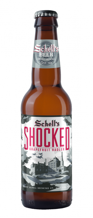 Shocked by August Schell Brewing Company in Minnesota, United States