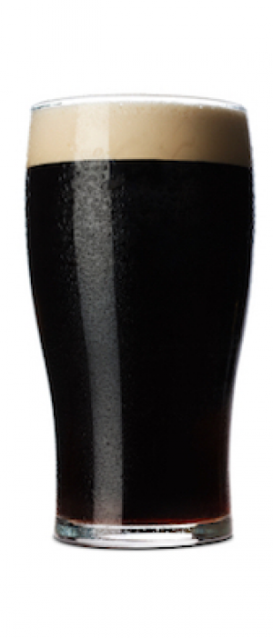 Shooter McMunn's Irish Stout by Lost Rhino Brewing Company in Virginia, United States
