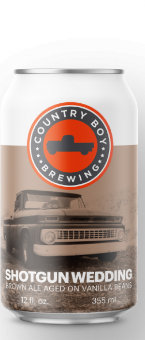 Shotgun Wedding by Country Boy Brewing in Kentucky, United States