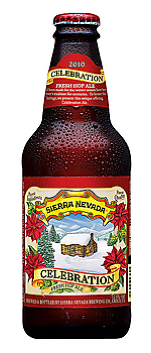 Celebration Ale by Sierra Nevada Brewing Company in California, United States