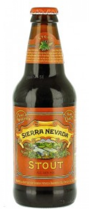 Stout by Sierra Nevada Brewing Company in California, United States