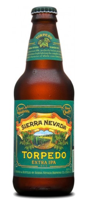 Torpedo by Sierra Nevada Brewing Company in California, United States
