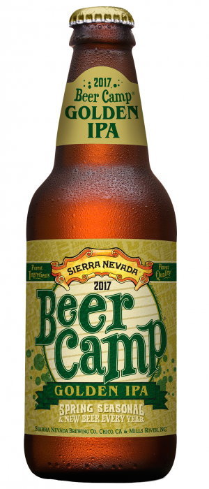 Beer Camp Golden IPA