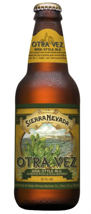 Otra Vez by Sierra Nevada Brewing Company in California, United States
