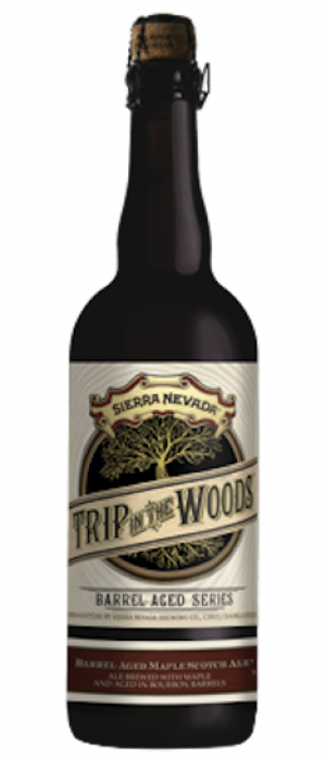 Trip In The Woods by Sierra Nevada Brewing Company in California, United States