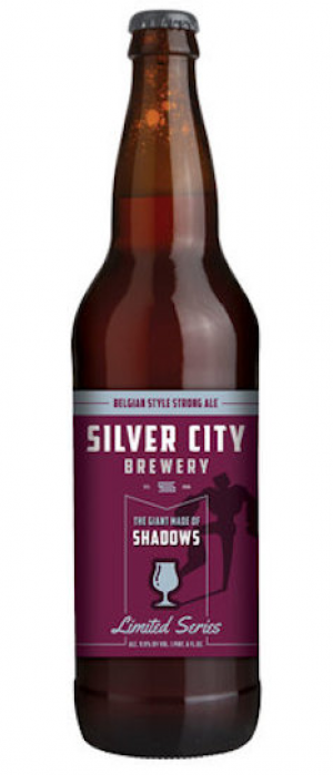 Giant Made of Shadows by Silver City Brewery in Washington, United States