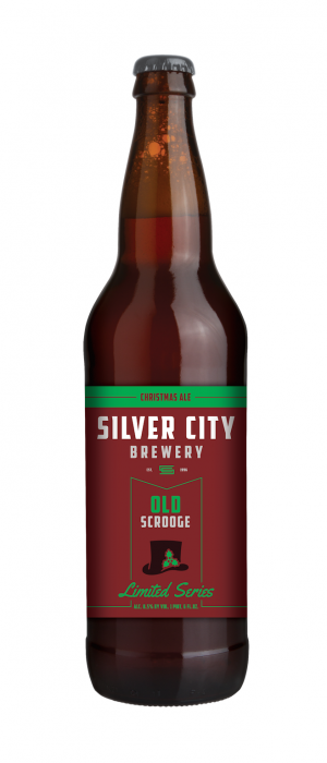 Old Scrooge by Silver City Brewery in Washington, United States