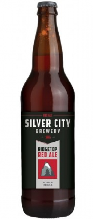 Ridgetop Red by Silver City Brewery in Washington, United States