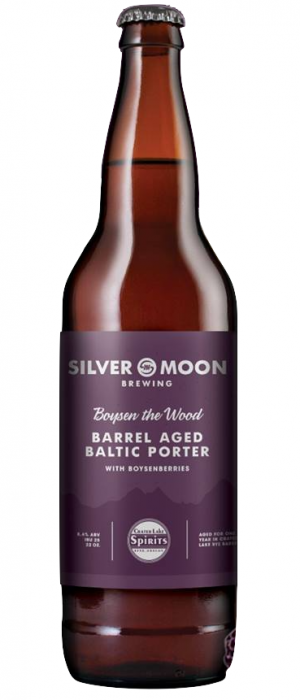 Boysen The Wood by Silver Moon Brewing in Oregon, United States