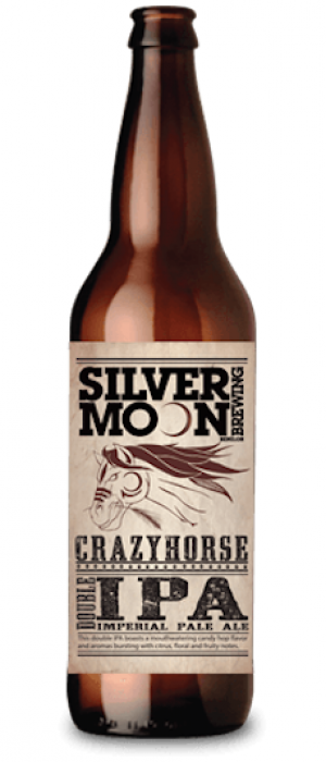 Crazy Horse by Silver Moon Brewing in Oregon, United States