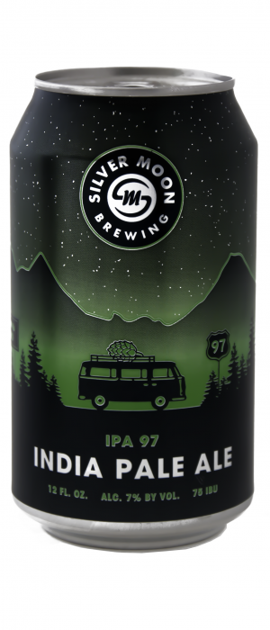 IPA 97 by Silver Moon Brewing in Oregon, United States