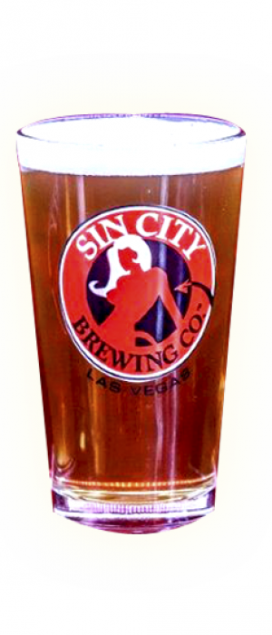 Never Pass up a Blonde by Sin City Brewing Co. in Nevada, United States