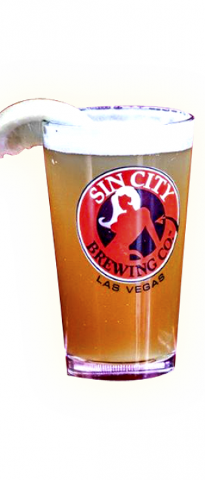 Weisse is Nice by Sin City Brewing Co. in Nevada, United States