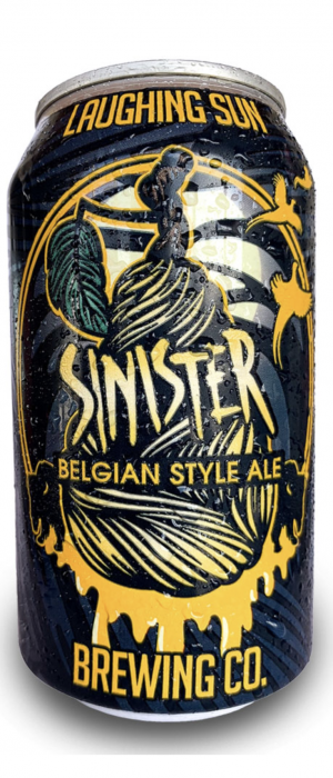 Sinister by Laughing Sun Brewing Co. in North Dakota, United States