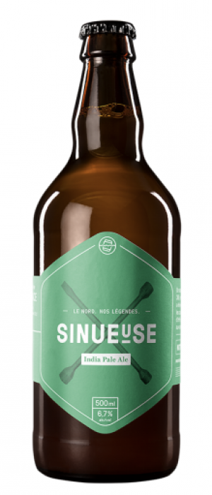 Sinueuse by Microbrasserie St-Pancrace in Québec, Canada