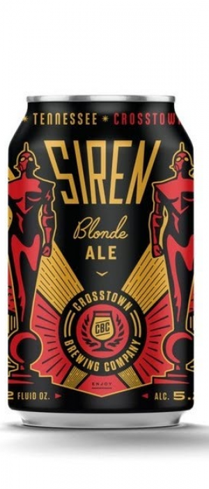 Siren by Crosstown Brewing Co. in Tennessee, United States