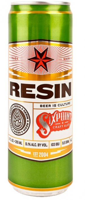 Resin by Sixpoint Brewery in New York, United States