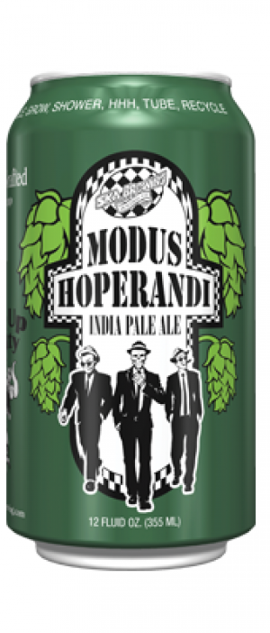 Modus Hoperandi IPA by SKA Brewing Company in Colorado, United States