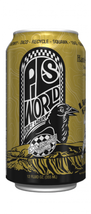 Pils World Craft Lager