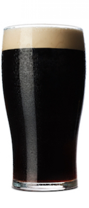 Skipper's Stout Gnarly Coffee Stout by Erie Brewing Company in Pennsylvania, United States