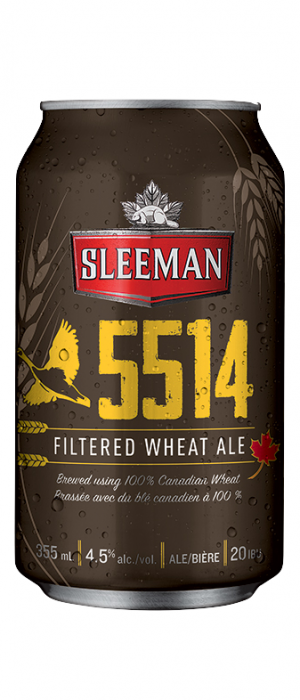5514 Filtered Wheat Ale