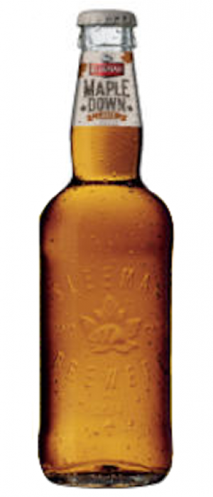 Maple Down Lager by Sleeman in Ontario, Canada