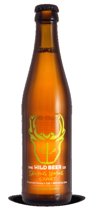 Sleeping Lemons Export by The Wild Beer Co. in Somerset - England, United Kingdom