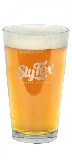 Baby Sparkles by Sly Fox Brewing Company in Pennsylvania, United States