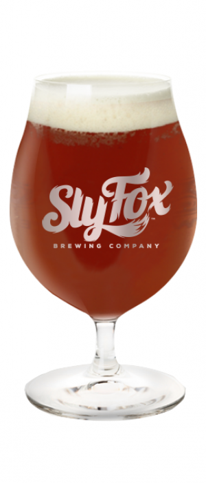 Belgian Dubbel by Sly Fox Brewing Company in Pennsylvania, United States