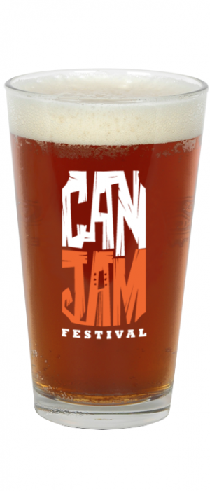 Can Jam Lager by Sly Fox Brewing Company in Pennsylvania, United States