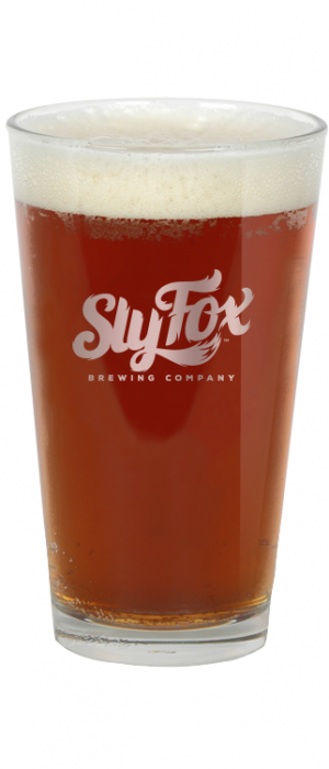 For Fox Sake IPA by Sly Fox Brewing Company in Pennsylvania, United States