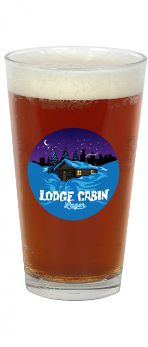 Lodge Cabin Lager by Sly Fox Brewing Company in Pennsylvania, United States