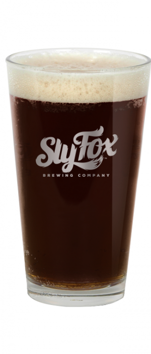 London Calling Porter by Sly Fox Brewing Company in Pennsylvania, United States