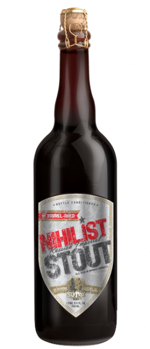 Nihilist Barrel-Aged Stout by Sly Fox Brewing Company in Pennsylvania, United States