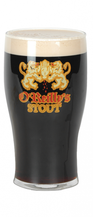 O'Reilly's Stout by Sly Fox Brewing Company in Pennsylvania, United States
