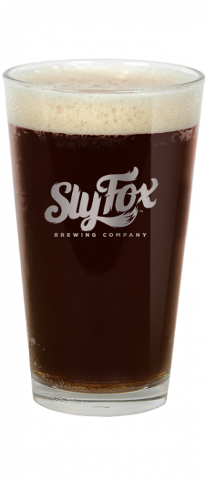 Oslo Coffee Porter by Sly Fox Brewing Company in Pennsylvania, United States