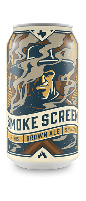 Smoke Screen by Unlawful Assembly Brewing Company in Texas, United States